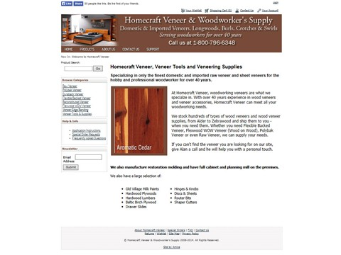 Homecraft Veneer