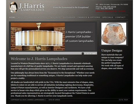 J. Harris Lampshades