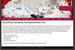Alumina Ceramic Components, Inc.