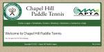 Chapel Hill Paddle Tennis
