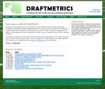 DraftMetrics.com (revision 2)