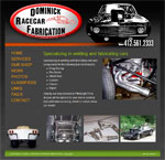 Dominick Racecar Fabrication