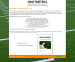 DraftMetrics.com