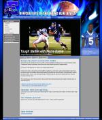 Ewing High School Blue Devils Football