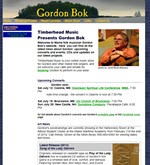 Gordon Bok, Folk Musician