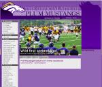 Plum High School Mustangs Football