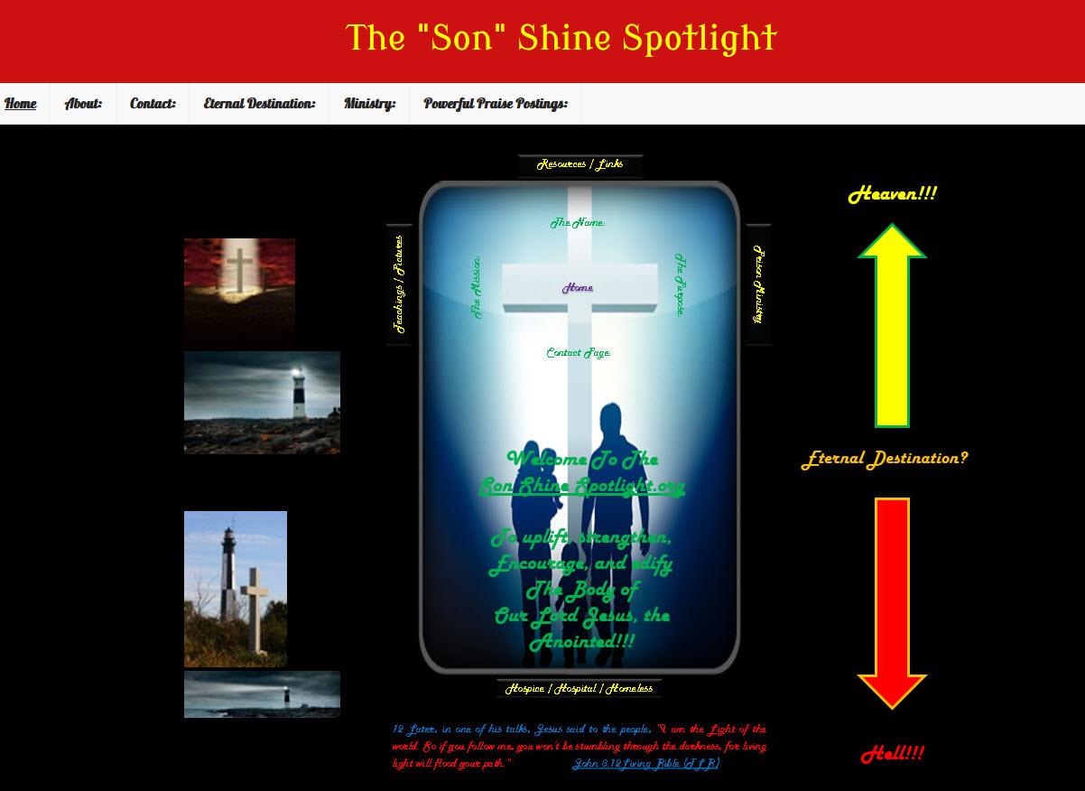 Sonshine Spotlight